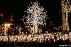 A night in Bruges (13) (Lцdо\/іс) Tags: brugge bruges belgique belgium belgie flamande flandre flanders région travel citytrip voyage night nightcity lцdоіс discover christmas architecture street house
