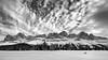 Catinaccio Black & White (Agnolo) Tags: nikon d7100 nikkor 1685 nikonafsdx1685mmf3556gedvr dolomiti dolomites catinaccio rosengarten valdega eggental altoadige sudtirol alpi alps montagna mountains italia italy unescoworldheritage patrimoniomondialedellumanità inverno neve snow nuvole clouds winter landscape panorama outdoor cielo sky biancoenero blackandwhite monochrome