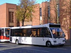 trent barton 449 Ilkeston (Guy Arab UF) Tags: trent barton 449 fe02kdv optare solo m920 bus ilkeston wharncliffe road derbyshire competitive ghost service buses wellgladegroup