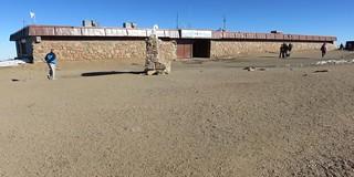 Pikes Peak Summit Visitor Center (El Paso County, Colorado)