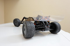 20180126_HBRacingD413_005 (khyzersoze) Tags: hot bodies hb racing 110 rc 4x4 4wd buggy offroad d413 exotek proline typer