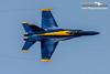 Blue Angels Topside (Fly By Photography) Tags: 1631306cn0539a448 aircraft blueangels lcdrcraigmerlinolson6opposingsolo mcdonnelldouglasfa18ahornet nasoceanaapollosoucekfieldntukntu nasoceanaairshow2007 navy strikefighter usnavy unitedstates virginia airshow plane virginiabeach