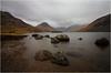 Wast Water (nathian brook) Tags: landscape mountains lakes lakedistrict lancashire water longexposure embracethegray