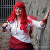 @ LUCCA COMICS 2017 (fabiogis50) Tags: luccacomics2017 cosplay cosplayer girl portrait red