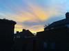 Yellow Sky (BobJewers) Tags: darlington backlane sunrise