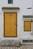 Decorative Doors of Tunisia (taharaja) Tags: ancient arabic architectural curio decorative designs doors fatemid islamic mahdia monastir northafrica olddoors qayrawan sousse tunis tunisia vintage wooden colorful flowers mediterranean