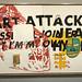 Heart Attack, 1984, Untitled, 1981, Jean-Michel BASQUIAT + Andy Warhol.