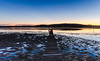 Dawn Waterscape with Wharf (Merrillie) Tags: daybreak woywoy landscape nature australia foreshore newsouthwales earlymorning nsw brisbanewater morning dawn coastal water sky waterscape sunrise centralcoast bay outdoors