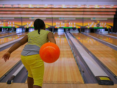 That Aim Though (raychristofer) Tags: bowling kidsbowling lumixg7 25mm17