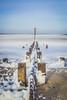 Vanishing Point (uk_dave) Tags: nikkor18200mm groyne beach 10stopnd happisburgh longexposure norfolk sea