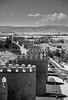 The fortress city (Modesto Vega) Tags: avila spain españa wallsofavila murallasdeavila medievalwalls fortress blackandwhite blancoynegro monochrome monocromo bw noiretblanc schwarzundweiss