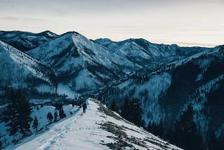 walk the ridge