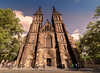 Bazilika svatého Petra a Pavla (Michele Naro) Tags: prag prague praha vysehrad czechrepublik tschechien nikond610 samyang14mmf28