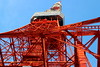 東京鐵塔 Tokyo Tower (Manuel Negrerie) Tags: 東京鐵塔 tokyo tower architecture design steel eiffel japan icon style photgraphy canon