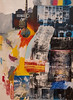Robert Rauschenberg, Estate, 1963 11/20/17 #sfmoma (Sharon Mollerus) Tags: sanfranciscomuseumofmodernart sanfrancisco california unitedstates us