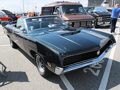 Ford Torino Convertible 1970 (Zappadong) Tags: street mag show hamburg 2017 ford torino convertible 1970 zappadong oldtimer youngtimer auto automobile automobil car coche voiture classic classics oldie oldtimertreffen carshow