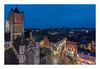 Sint-Niklaas (Stijn Hosdez) Tags: ghent gent gand belgie belgique belgium architecture architectuur sintniklaaskerk korenmarkt veldstraat mac donalds winter