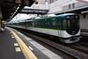 Keihan Railway 13072, Chushojima (Howard_Pulling) Tags: japan rail railway zug bahn train trains trainsinjapan japanese howardpulling photo picture gare
