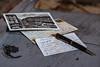 Dear friend... (iLaura_) Tags: abandoned old time timepassages friends luoghiabbandonati letter postcard lettera cartolina tempo passato