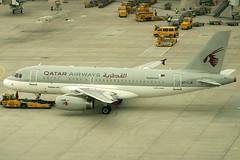 Qatar Airways Airbus 319-133LR A7-CJA (c/n 1656) (Manfred Saitz) Tags: vienna airport schwechat vie loww flughafen wien qatar airways airbus 319 a319 a7cja a7reg