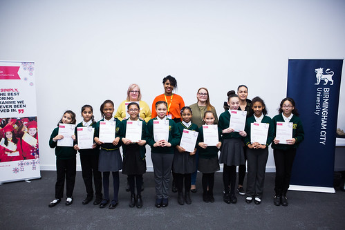 West Midlands Winter Primary Graduations 2018