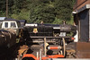 NYMR Grosmont Shed with Ex GWR 6619 & D7029 Sep'87. (David Christie 14) Tags: nymr grosmont gwr56xxclass hymekdiesel