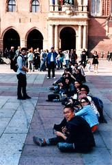 Classe '96 (Leopoldo_Ferrari) Tags: color film analog photo foto photography pic colors colori colore pellicola rullino analogico old vecchio stile style nikon camera vintage