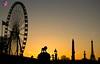 Place de la Concorde, un autre soir (SyNicPhoto) Tags: concorde eiffeltour paris color sun sunset