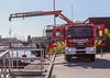 Pompiers-plongeurs - Port de Bruxelles (saigneurdeguerre) Tags: canon 5d mark iii 3 europe europa belgique belgië belgium belgien belgica bruxelles brussel brussels brüssel bruxelas ponte antonioponte aponte ponteantonio saigneurdeguerre pompier plongeur brandweer brandweerman
