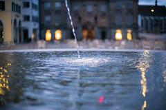 The Fountain (Toni_V) Tags: m2406442 rangefinder leicam typ240 50mmf095asph noctilux fountain münsterhof zürich zurich switzerland schweiz ©toniv 2018 180121 dof bokeh