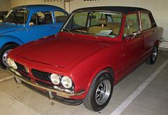 Dolomite Sprint (Schwanzus_Longus) Tags: bremen old classic vintage car vehicle german germany uk gb great britain british sedan saloon dolomite sprint triumph