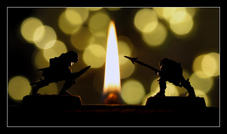 Macro Mondays - Fighting in the flame