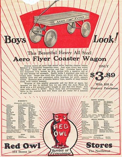 Red Owl, 1929