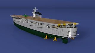 Tequila Class Fleet Carrier
