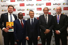 Marijn, Levis, Fabrice, Ambassador Makken & David
