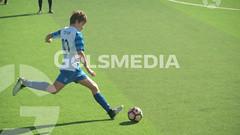Cadetes. CD Roda - Ciudad Deportiva de Benidorm (03/02/2018), Jorge Sastriques