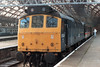 02034 25323 Liverpool Lime Street Station 20.09.1986 (31417) Tags: 25323 25 rat liverpool