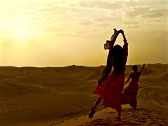 IMG_3063   Dubai desert (christinachui79) Tags: unitedarabemirates desertsunset flickrnature dubaidesert dubai desert sunset beautiful sand dancers dance sun nature flickr tranquil secnic landscape