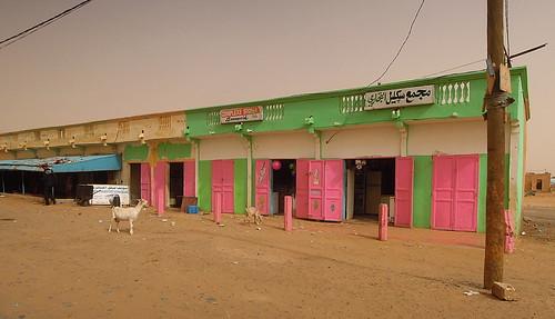 Läden in Aleg   ألاك