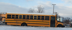 Monticello CSD #341 (ThoseGuys119) Tags: monticellocsd monitcellony icce new 2017 schoolbus windowtints