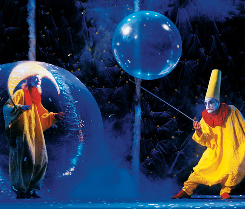 In the bubble by Pascal Ito - Slava's Snowshow