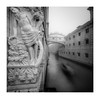 Just A Short Sigh (W.Utsch) Tags: venice venezia fog canal bridge bnw blackandwhite schwarzweis venedig italia longexposure