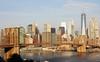 20171007_013 USA Yhdysvallat NYC New York Brooklyn Manhattan Bridge Brooklyn Bridge Lower manhattan (FRABJOUS DAZE - PHOTO BLOG) Tags: usa us yhdysvallat america unitedstates newyorkcity newyork nyc ny gotham bigapple brooklyn manhattanbridge lowermanhattan downtownmanhattan brooklynbridge onewtc