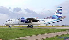 UR-CQD LMML 27-02-2018 (Burmarrad (Mark) Camenzuli Thank you for the 10.8) Tags: airline vulkan air aircraft antonov an26b registration urcqd cn 10101 lmml 27022018