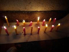 Muriendo lentamente. (specialisrevelio) Tags: candle velas muerte death slowly