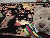Selfie!! (pefkosmad) Tags: tedricstudmuffin teddy ted bear animal toy cute cuddly plush fluffy soft stuffed jigsaw puzzle hobby leisure pastime selfie photo photograph zoffany tribuneoftheuffizi art painting project progressreport 3000pieces