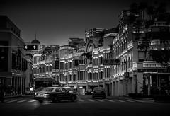 Xiamen B&W (E&R's) Tags: china xiamen architecture bw design art nikon dslr d7000 street photography old blackandwhite grey buildings lights sundaylights mono shades