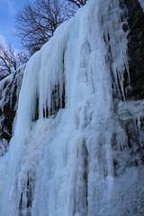 Frozen Waterfalls in Shenandoah (bbosica20) Tags: