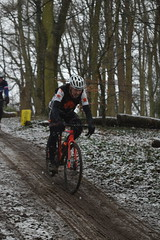 DSC_0198 (sdwilliams) Tags: cycling cyclocross cx misterton lutterworth leicestershire snow