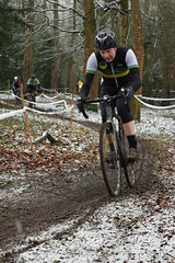 DSC_0122 (sdwilliams) Tags: cycling cyclocross cx misterton lutterworth leicestershire snow